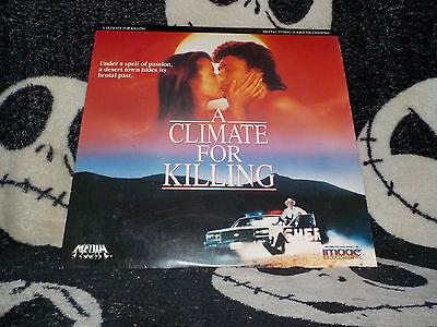 A Climate Für Killing Laserdisc Ld Gratis Versand $30 Orders SchöNe Lustre