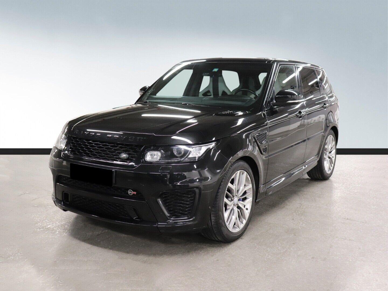 Land Rover Range Rover Sport 5,0 SCV8 SVR aut. 5d - 6.395 kr.