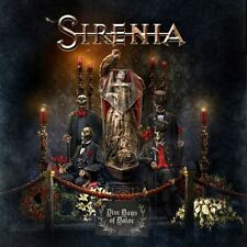 SIRENIA - DIM DAYS OF DOLOR - CD SIGILLATO DIGIPACK 2016