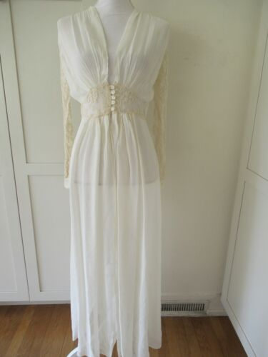 Vintage 30s 40s Forty Winks Old Hollywood Glam Nyl