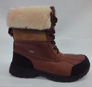 ugg mens butte boots 5521 worcester size 17 ebay