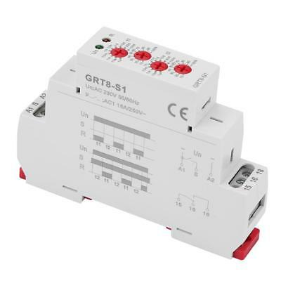 ON//Off Repeat Set Cycle Control Relay AC 230V-GRT8-S1 Goick Mini Asymmetric Cycle Timer Cycle Timer Relay