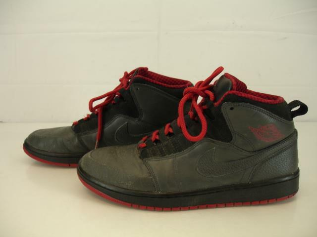 Uomo 1 8,5 Nike Air Jordan 1 Uomo '94 Antracite Gray Palestra Red Blk 631733-004   c58460