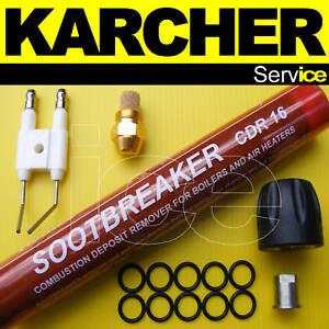 KARCHER HD HDS PUMP SEALS KIT 555 655 755 7//10 790 890  895 855 18mm Kit New