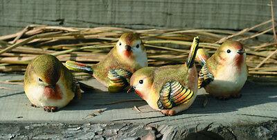 1st Small Resin Wood Warbler Bird Figurine (1 Bird Only)