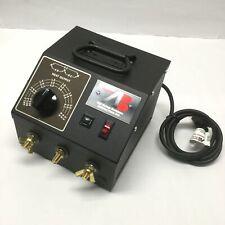 American Beauty 105c1 High Wattage Resistance Soldering Power Unit 0 1800w