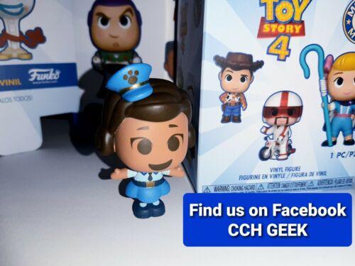 Boîte Toy Story 4 Mystery Mini Funko Vinyl Figure combat Carl Jr Soldier Blind