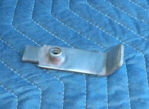 Door-Latch-Lock-Striker-Bolt-Nut-Plate-C4-Corvette-1984-1996-LH-or-RH