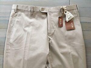 40921af7159 Image is loading 525-Loro-Piana-Sand-Four-Pockets-Classic-Pants-