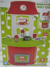 Kinderküche Spielzeug Küche Kinder Spielküche Puppenküche Spiel Herd Backofen