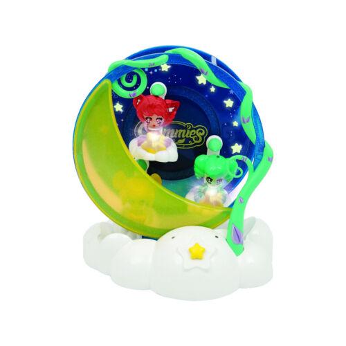 Glimmies Rainbow amis glimwheel Enfants Filles Playset Noël Cadeau de Noël
