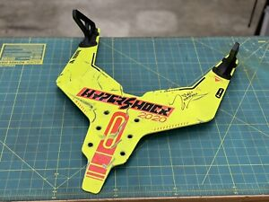 HyperShock Self Righter Arm BattleBots 2021 (All Matches) Autographed