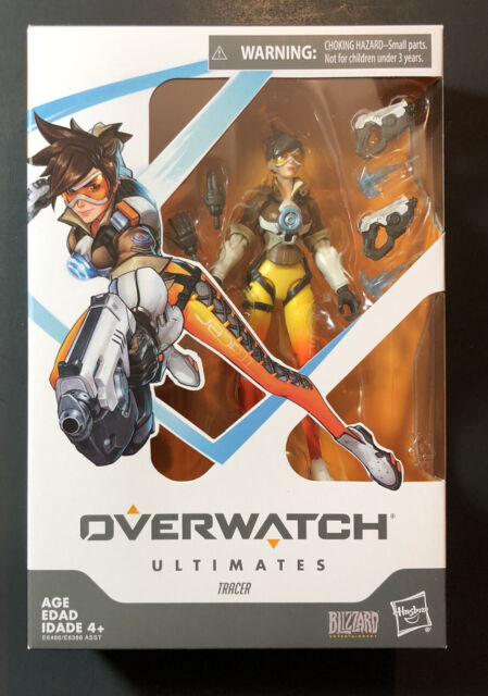 OverWatch Ultimates Collectible Figure [ Tracer ] NEW