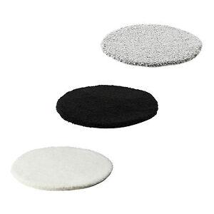 ikea bertil stuhlkissen sitzkissen kissen stuhl 33cm schwarz weiss grau neu ebay. Black Bedroom Furniture Sets. Home Design Ideas