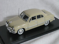 American Heritage 1/43 1950 Ford 4 Door Sedan Sunland Beige - #43-308