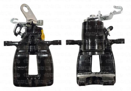 Black Brake Caliper Fits Rear Right Audi A3 3.2 03-12  Skoda Superb 1.8 08-15