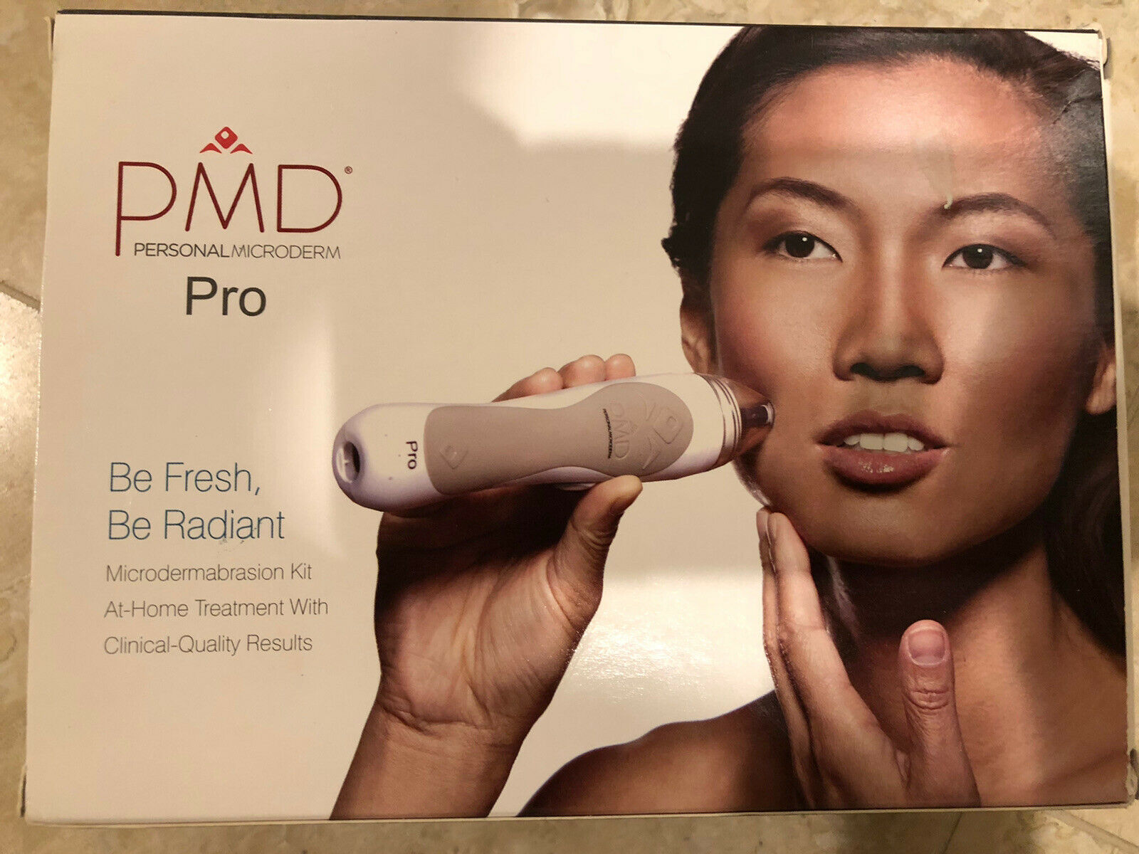 PMD Personal Microderm Pro Complete Skin Care System With 12 Tips 2