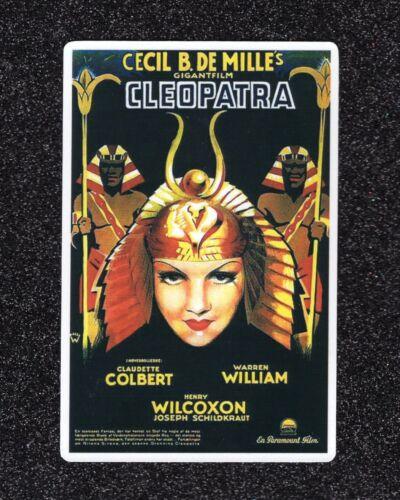 Vinyl Sticker Cleopatra Classic Movie