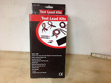 Grainger 4WRE7 Test Lead Kit for Multimeter Clamp On Ammeters. NEW IN BOX
