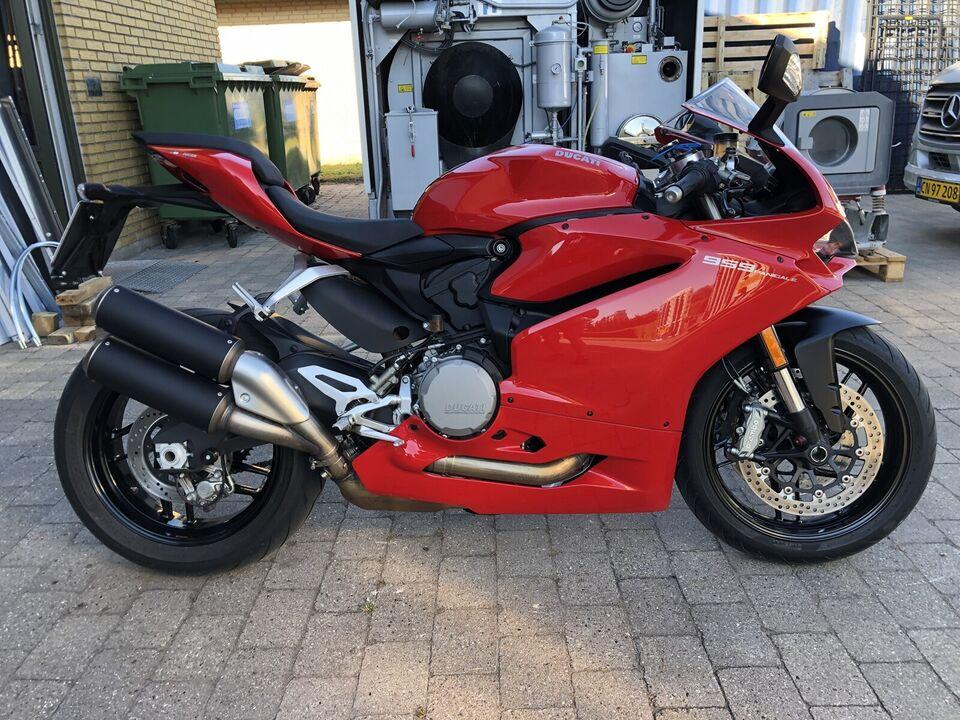 Ducati, 959 Panigale, 955 ccm