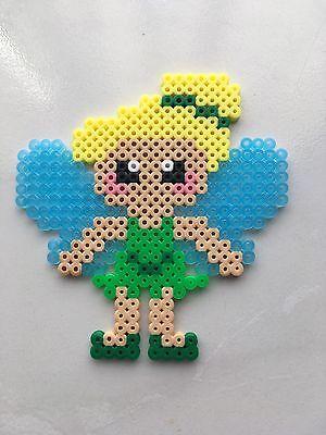 Pixel Art Perles A Repasser La Fee Clochette De Disney Princesses Ebay
