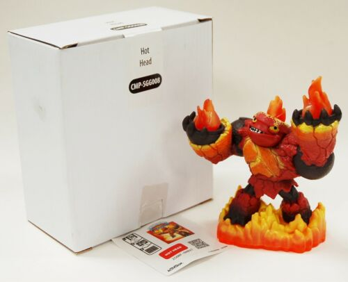 Skylanders Giants HOT HEAD First Edition Figure in Box Wii-U PS3 3DS XBox360