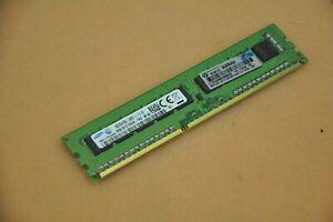 HP 8GB 2Rx8 PC3L-12800E Unbuffered CAS-11 Memory 713979-B21 / 713752-081