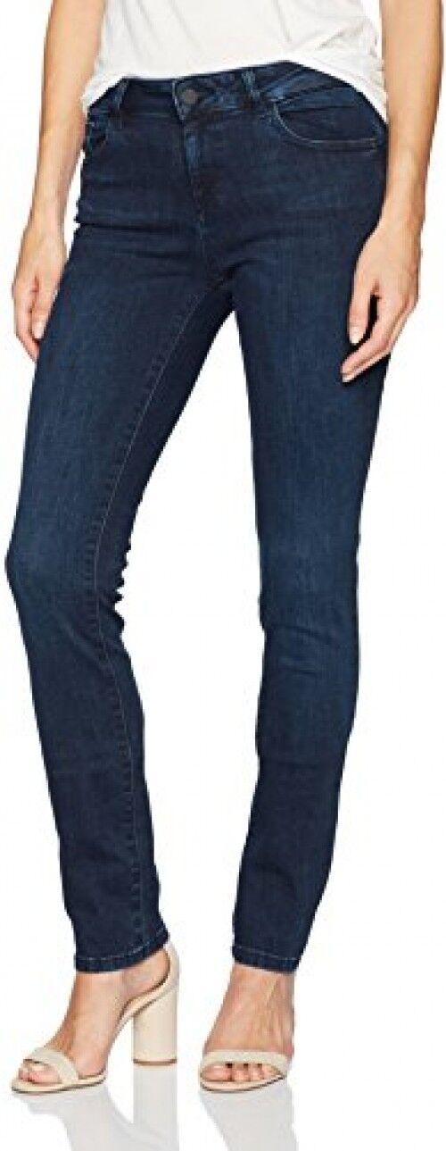 DL1961 Womens Mara Instasculpt Straight Jean, Yuma, 26