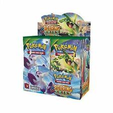 Pokémon Roaring Skies Booster Box Card