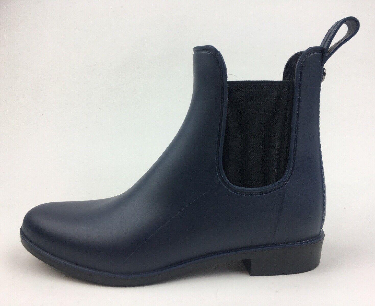 Sam Edelman Tinsley Rain Boots - Women's Size 6M, Navy 2350