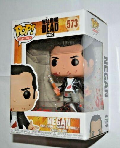 Funko Pop Television The Walking Dead//Negan n 573 VINILE personaggio circa 10 cm grande