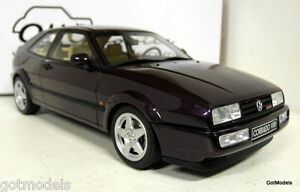 otto 1 18 scale ot611 volkswagen corrado v6 purple resin cast model car ebay. Black Bedroom Furniture Sets. Home Design Ideas