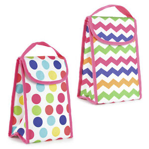 Insulated Coolbag Lunch Bag with Carry Handle