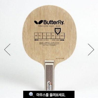 Butterfly Petr Korbel Shakehand FL Table Tennis Paddles Ping Pong Racket 30271