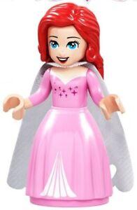 Ariel-The-Little-Mermaid-Disney-Princess-Return-to-Sea-Custom-Lego-Mini-Figure