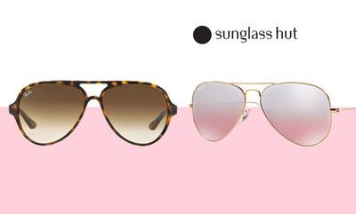 Shades from Sunglass Hut