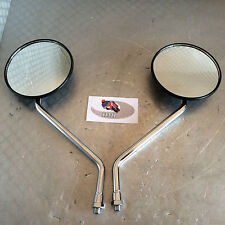 YAMAHA DT175 PAIR OF REPLACEMENT MIRRORS 1974 - 1981