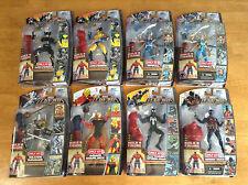 Marvel Legends NEW - RED HULK BAF Set/Lot of 8 Wolverine Spider-Man Spiral Adam