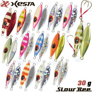 2387 Details about  /Xesta Metal Jig Baby Flare 30 grams 142