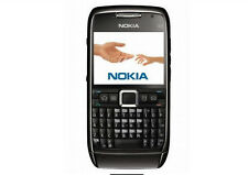 Nokia E Series E71 - BLACK (Unlocked) Smartphone WIFI GPS Free Shipping