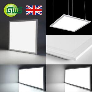 La Fourniture Premium Plafond Suspendu Surface Mounted Del White Panel Light 595x595 595x1195-afficher Le Titre D'origine