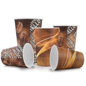 100-1000-Disposable-Hot-Drink-Paper-Cups-Coffee-Tea-Espresso-3oz-7oz-9oz-12oz