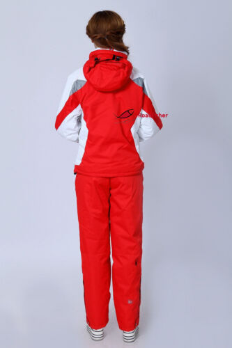 Women/'s Winter Coat Pants Jacket Waterproof Ski Suit Snowboard Sports Snow Suits
