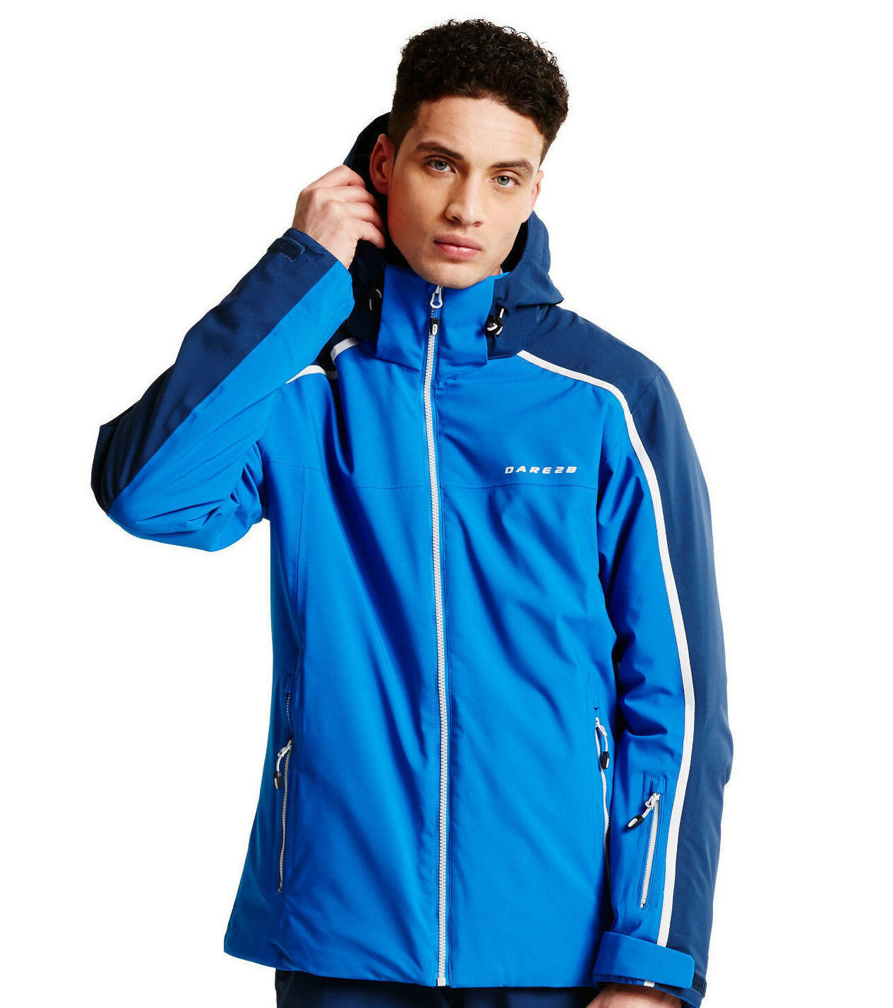 DARE2B Immensity II Herren Ski Snowboard Jacke Blau Größen M - 3XL
