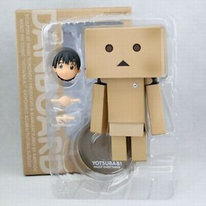 Revoltech-Danbo-Danboard-5-034-Big-Box-Ver-Action-Figure-Toy-Doll-LED-Light
