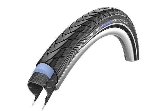Schwalbe Marathon Plus Reflex Bike Tyre-Smartguard Puncture Predection RRP.99