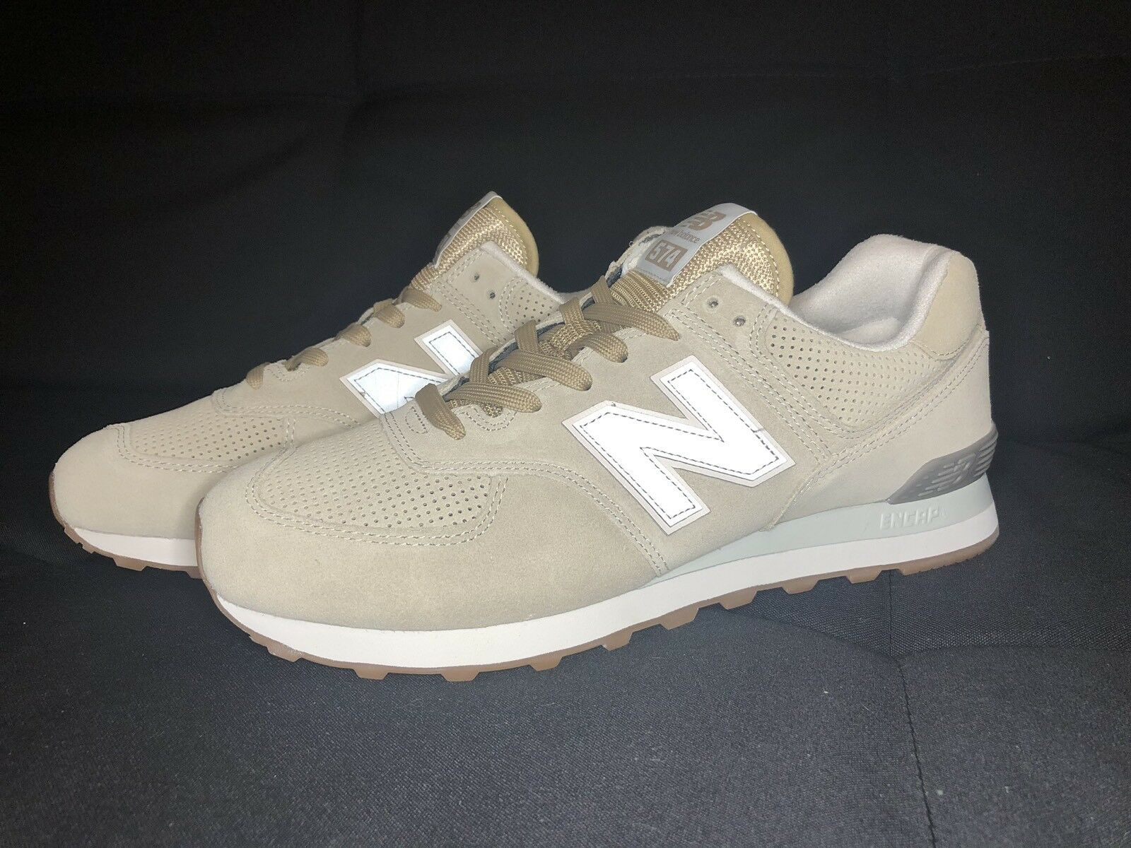 BRAND NEW   Men's New Balance shoes Size 11 - ML574ESF Classic Beige Tan