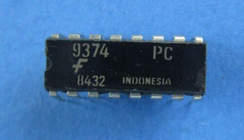 9374PC  IC DIP16   FCS
