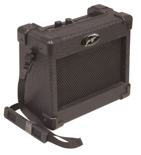 Johnny Brook Electric ST Style Guitar Mini Amp Amplifiers Shoulder /& Belt Clip