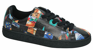 Details about Puma States X Swash London Lace Up Samovar Patterned Mens Trainers 360076 01 D30